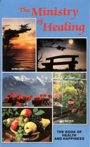 Ministry-healing-book